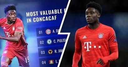 Mega-Rekord: Davies wird zum teuersten Spieler der CONCACAF-Geschichte