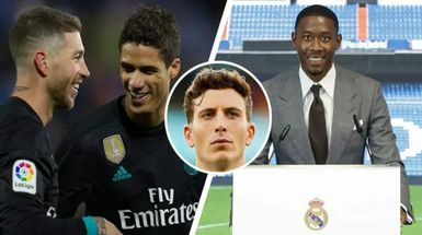 ¿Quién será nuestro nuevo Ramos y Varane en los próximos años? 3 opciones
