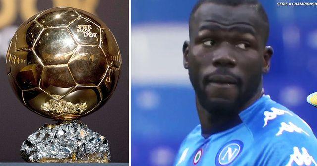 'Es una pena'. Koulibaly nombra a un jugador que debería haber sido incluido en la lista de finalistas del Balón de Oro