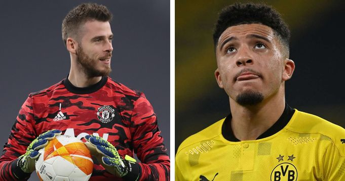 De Gea not going to Roma, Sancho remains target: latest Man United transfer round-up with probability ratings