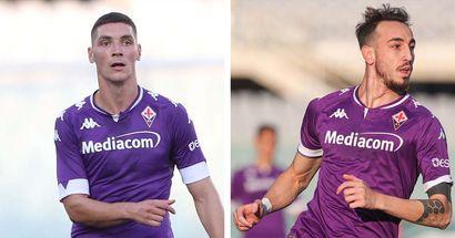 La Fiorentina perde i pezzi in vista della sfida con l'Inter: out Milenkovic e Castrovilli