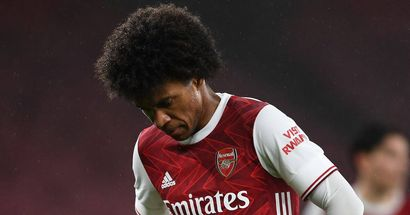 OFFICIAL: Arsenal terminate Willian's contract