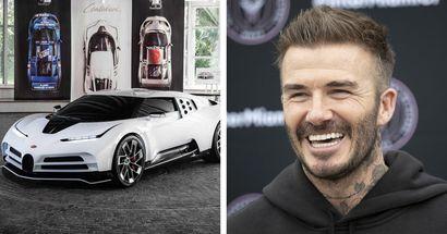 """""""FC Carsenal"""": la top XI dei giocatori che possiedono auto da sogno"""