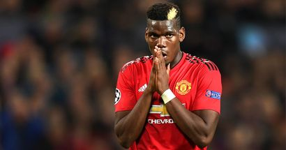 """Pogba """"regala"""" il pareggio al West Ham e i tifosi del Manchester United lo scaricano: """"Un cesso"""""""