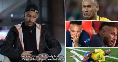 Neymar: 'Me entristece escuchar a la gente decir 'llorón', 'niño mimado'. No se cuanto tiempo podré soportarlo'