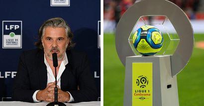 La Ligue 1 passera à 18 clubs lors de la saison 2023-2024