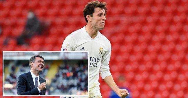 Odriozola podría seguir su carrera cedido en el Milan