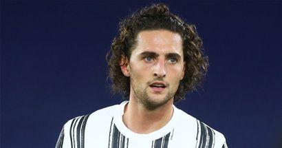 ULTIM'ORA   Buone notizie per la Juventus: Rabiot è guarito dal Coronavirus