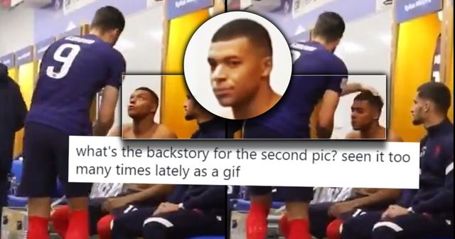 What happens between Giroud and Mbappe in THAT famous clip? You asked, we answered