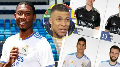 Casemiro nuevo número 5 y más: cómo se distribuirán los dorsales del Real Madrid tras la salida de Ramos y Varane
