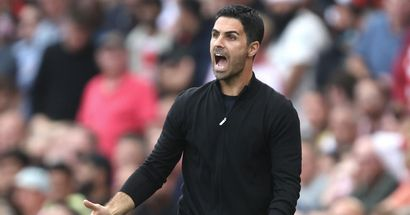 OFFICIAL: Arsenal starting XI vs Burnley revealed