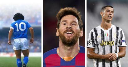 """Zidane: """"Il migliore della storia? Per alcuni Maradona, per altri Ronaldo o Messi"""""""