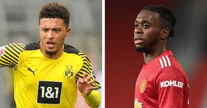 Dortmund fan explains why Sancho might start slow at United - and what Wan-Bissaka might have to do with it