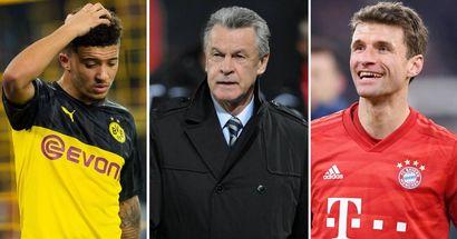 Hitzfeld traut dem FC Bayern die Meisterschaft zu: Ohne 80000 Fans hat der BVB keinen Heimvorteil