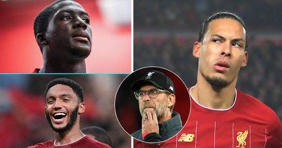 Matip, Gomez, Konate or Phillips - who should start next to Van Dijk next season and why?
