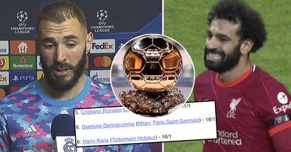 Salah enters top 10, Ronaldo still in top 5: Latest Ballon d'Or odds