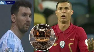 ¿Quién debería estar por delante en el ranking por el Balón de Oro? ¿Messi o Ronaldo? Tú preguntaste, nosotros respondimos