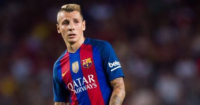 'It wasn't easy to leave but I needed to play every game': Lucas Digne opens up on Barca exit
