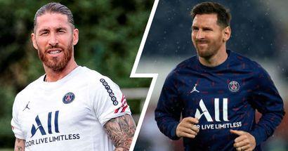 Le PSG confirme la blessure de Messi et fait le point sur Ramos