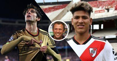 """Cassano gioca a fare il dirigente e consiglia i club italiani: """"Prendete Carrascal, mi ricorda il primo Kaká"""""""