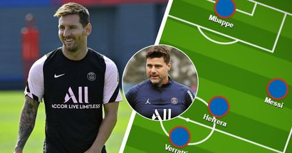 Time for Messi debut? Select ultimate XI for Strasbourg clash from 3 options
