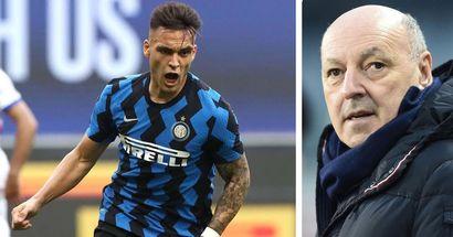 Sky  Lautaro Martinez-Inter, c'è un problema urgente: il contratto preoccupa i Nerazzurri