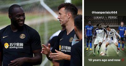 Da avversari in Belgio a compagni di squadra all'Inter: una storia Instagram di Lukaku rilancia entusiasmo e Perisic