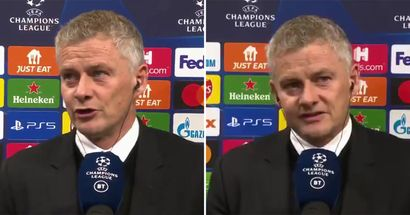 'We played well first half too': Solskjaer defends players after Atalanta win