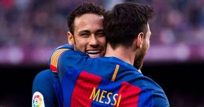 Messi, Neymar y 2 ex-Barça entran en el Equipo de la Década para la IFFHS en Sudamérica