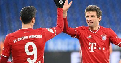 Lewandowski und Müller stehen vor Bundesliga-Rekorden im Spiel vs. Fürth