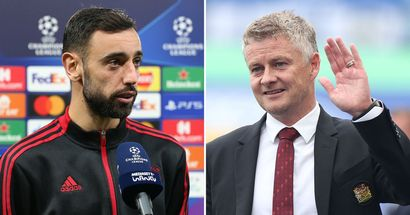 Bruno insists Man United players will continue to back Solskjaer