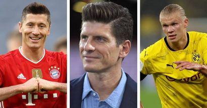 """Gomez: """"Wenn Lewandowski so fit bleibt, braucht Bayern Haaland ohnehin nicht"""""""