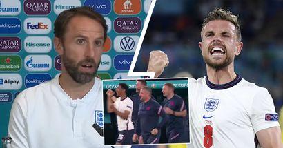 Gareth Southgate's comments explain why Jordan Henderson remains vital for England squad