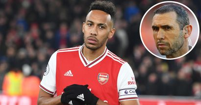 Martin Keown believes Mikel Arteta should discipline Aubameyang if he doesn't re-sign, here's how