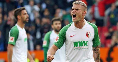 Nome nuovo dalla Germania: come vice Theo piace Philipp Max dell'Augsburg: 8 reti e 5 assist in stagione