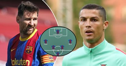 How Barca could line up in 2021/22 based on current transfer rumours: 3 options