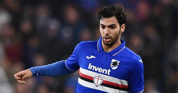 L'OM verrait Mehdi Léris, milieu de terrain de la Sampdoria, comme un potentiel remplaçant de Morgan Sanson (Fiabilité: 4 étoiles)