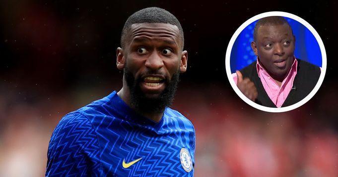 Ex-PL player Garth Crooks names key centre-back as 'Chelsea's greatest defensive asset'