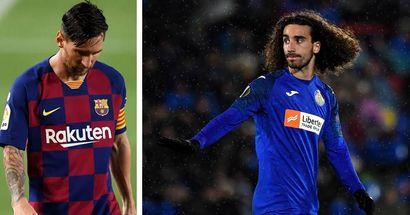 'El intento de irse de Messi demuestra que no están haciendo las cosas bien': Cucurella critica a la directiva del Barça