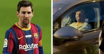 Messi organisiert ein Abschiedsessen für Pique, Agüero und andere in seinem Haus