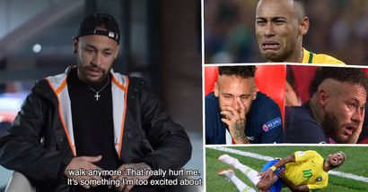 Neymar: 'It makes me sad to hear people say 'crybaby', 'spoiled kid'. I don't know how long I can take it'