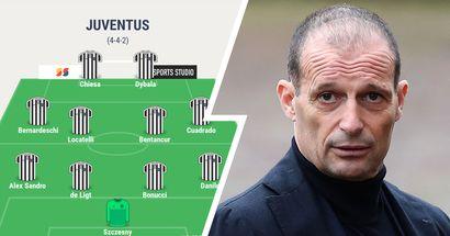 Bernardeschi a centrocampo? Dybala dalla panchina? Scegli il tuo XI ideale per Juventus-Roma