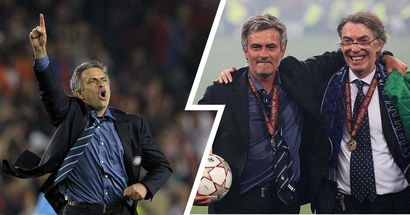 """11 anni fa l'Inter vinceva il Triplete, il ricordo di Mourinho: """"Incredibile notte di felicità"""""""