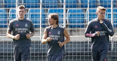 Expliqué: Quand les joueurs du Real Madrid reviendront pour l'entraînement de pré-saison
