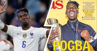 Pogba 'back' on Madrid's wishlist & 3 more under-radar stories at Man United today
