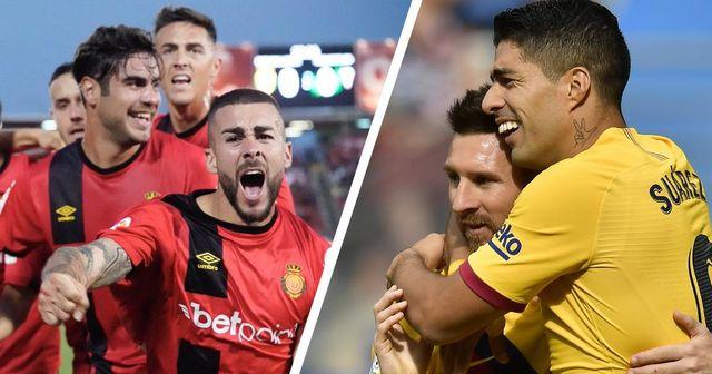 ريال مايوركا × برشلونة | أخبار الفريقين.. أرقام المباراة.. التشكيل المتوقع.. والمزيد