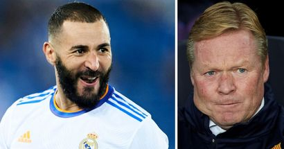 Benzema to play against Barcelona despite missing training again