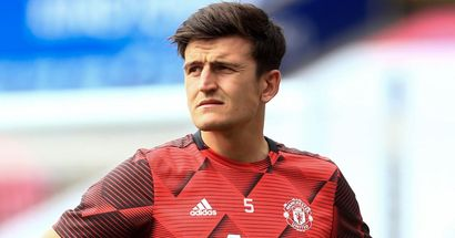Maguire among few Premier League players with 100% minutes played in 2020/21 season