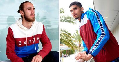 Primeras imágenes: el Barça lanza su nueva colección de ropa de calle