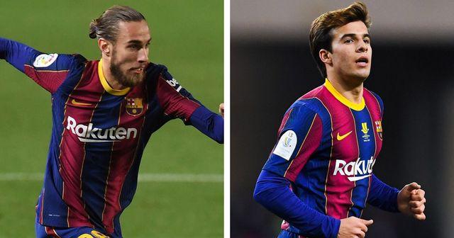 Oscar Mingueza gets debut call-up for Spain U21, Riqui Puig included too